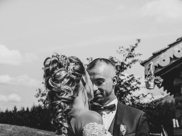 Le mariage de Oualid et Caroline à Oyonnax, Ain 7