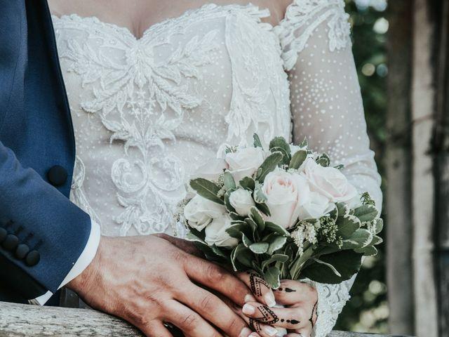 Le mariage de Oualid et Caroline à Oyonnax, Ain 12