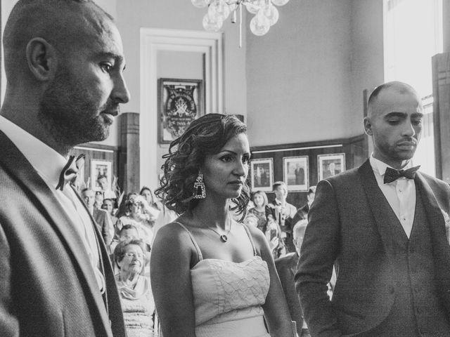 Le mariage de Oualid et Caroline à Oyonnax, Ain 20