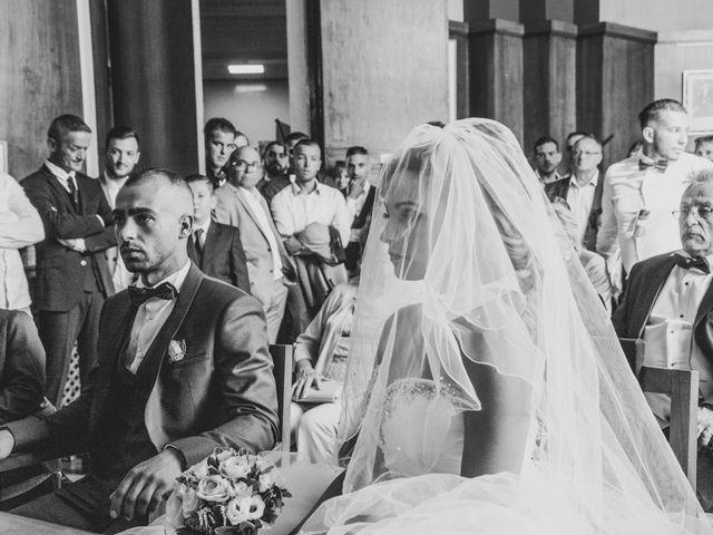 Le mariage de Oualid et Caroline à Oyonnax, Ain 21
