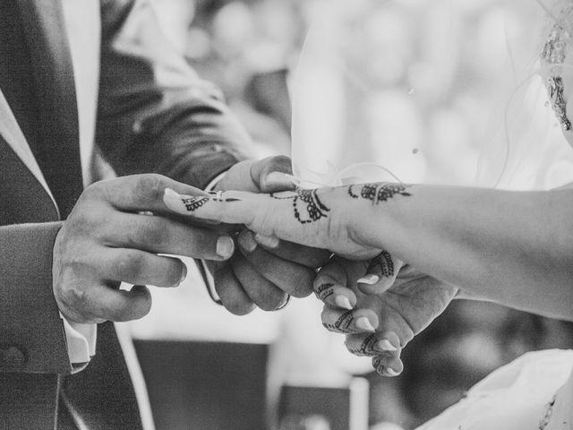 Le mariage de Oualid et Caroline à Oyonnax, Ain 24