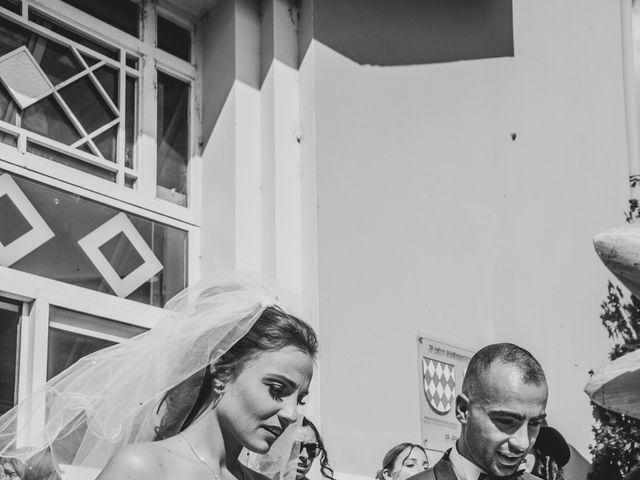 Le mariage de Oualid et Caroline à Oyonnax, Ain 28