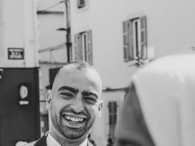 Le mariage de Oualid et Caroline à Oyonnax, Ain 29