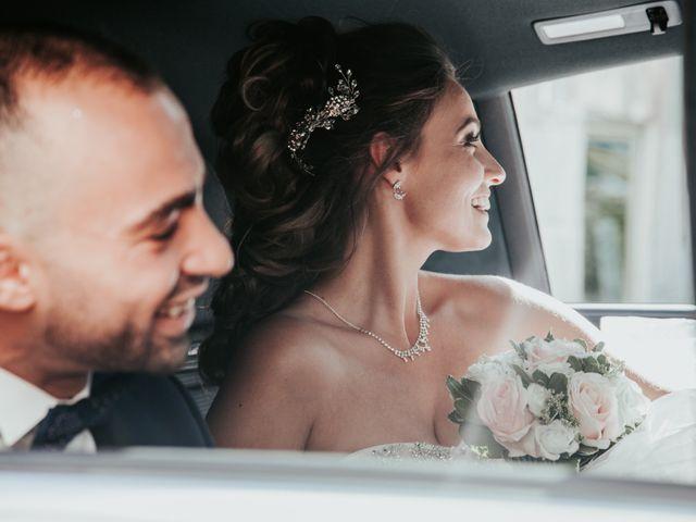 Le mariage de Oualid et Caroline à Oyonnax, Ain 36