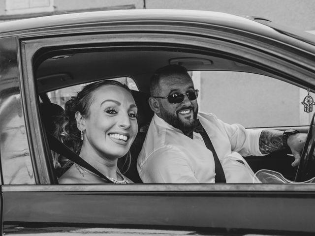 Le mariage de Oualid et Caroline à Oyonnax, Ain 37