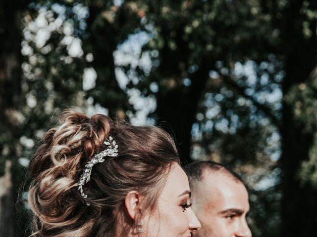 Le mariage de Oualid et Caroline à Oyonnax, Ain 42