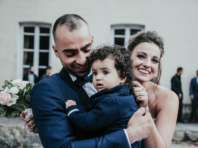 Le mariage de Oualid et Caroline à Oyonnax, Ain 45