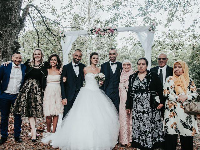 Le mariage de Oualid et Caroline à Oyonnax, Ain 49