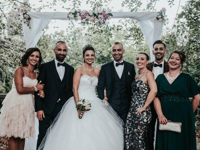 Le mariage de Oualid et Caroline à Oyonnax, Ain 50