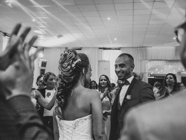 Le mariage de Oualid et Caroline à Oyonnax, Ain 59