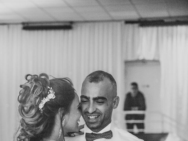 Le mariage de Oualid et Caroline à Oyonnax, Ain 69