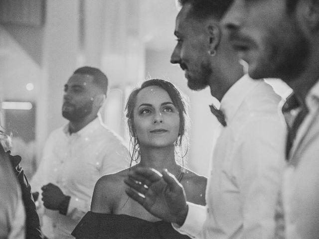 Le mariage de Oualid et Caroline à Oyonnax, Ain 74
