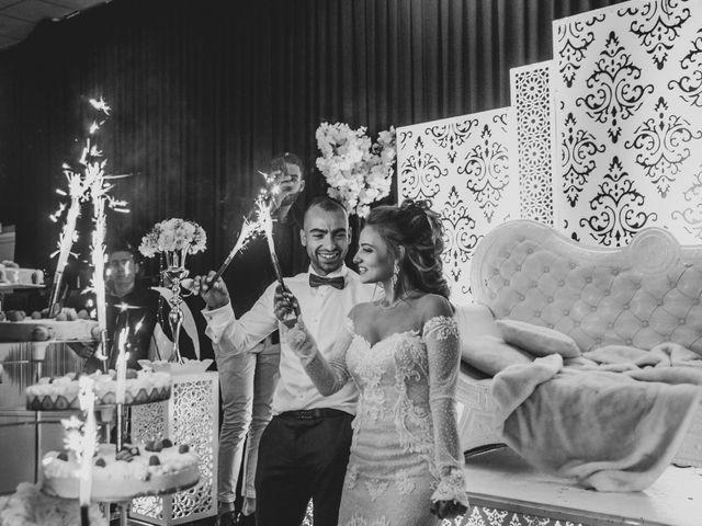 Le mariage de Oualid et Caroline à Oyonnax, Ain 79