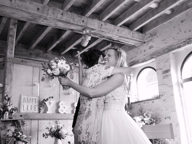 Le mariage de Yann et Sabrina à Chenillé-Changé, Maine et Loire 6