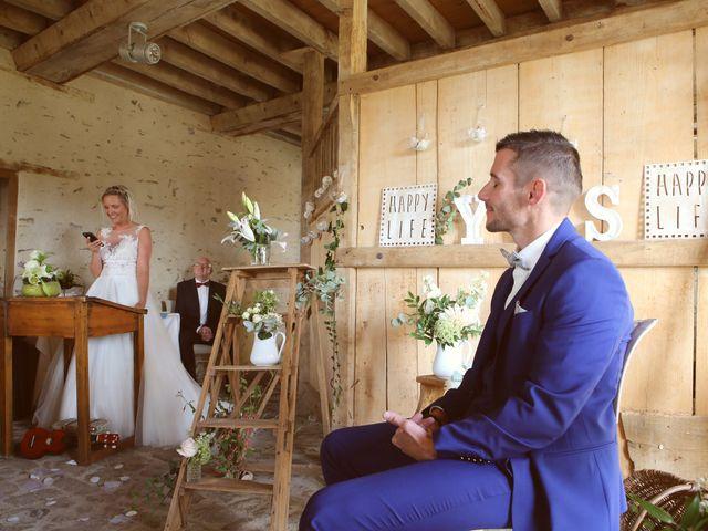 Le mariage de Yann et Sabrina à Chenillé-Changé, Maine et Loire 7