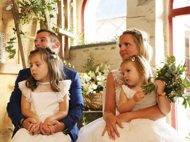 Le mariage de Yann et Sabrina à Chenillé-Changé, Maine et Loire 9