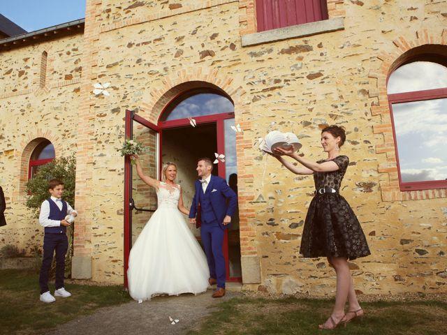 Le mariage de Yann et Sabrina à Chenillé-Changé, Maine et Loire 10