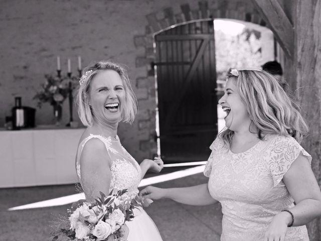 Le mariage de Yann et Sabrina à Chenillé-Changé, Maine et Loire 20