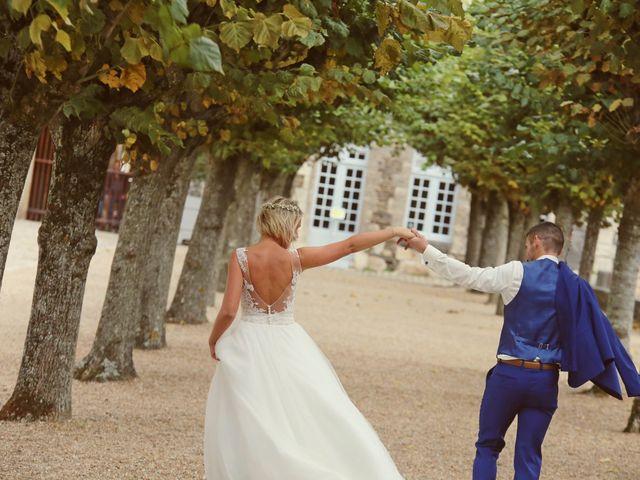 Le mariage de Yann et Sabrina à Chenillé-Changé, Maine et Loire 46