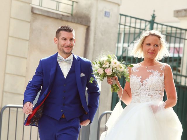 Le mariage de Yann et Sabrina à Chenillé-Changé, Maine et Loire 47