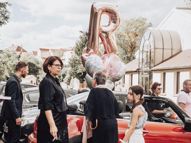 Le mariage de Régis et Christine à Binges, Côte d'Or 6