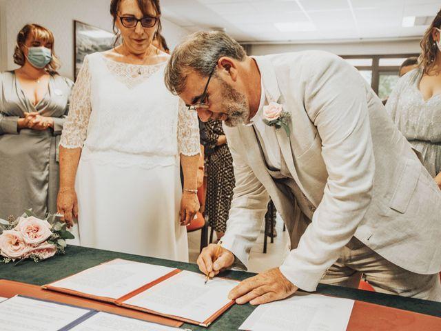 Le mariage de Régis et Christine à Binges, Côte d'Or 34