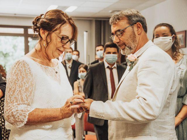 Le mariage de Régis et Christine à Binges, Côte d'Or 43