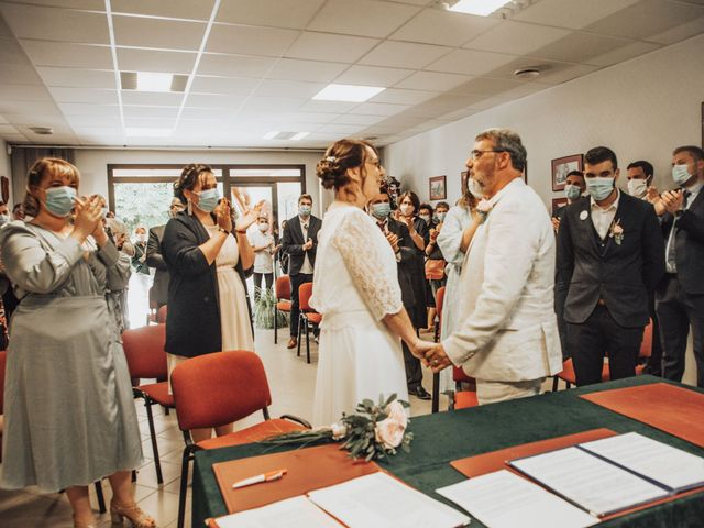 Le mariage de Régis et Christine à Binges, Côte d'Or 46