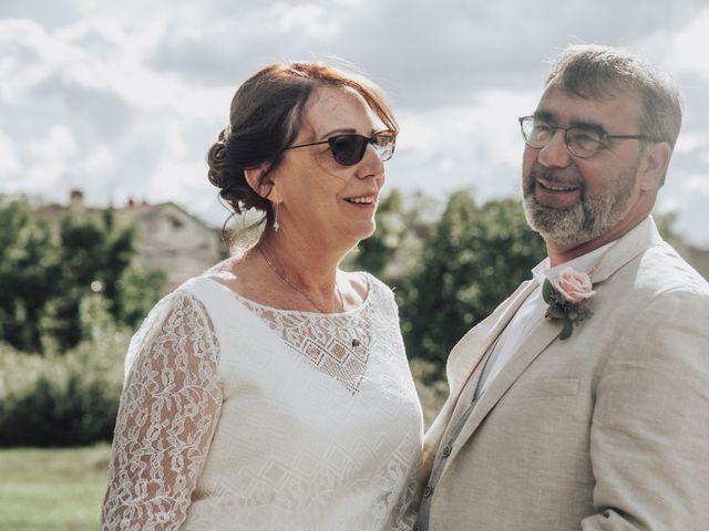 Le mariage de Régis et Christine à Binges, Côte d'Or 66
