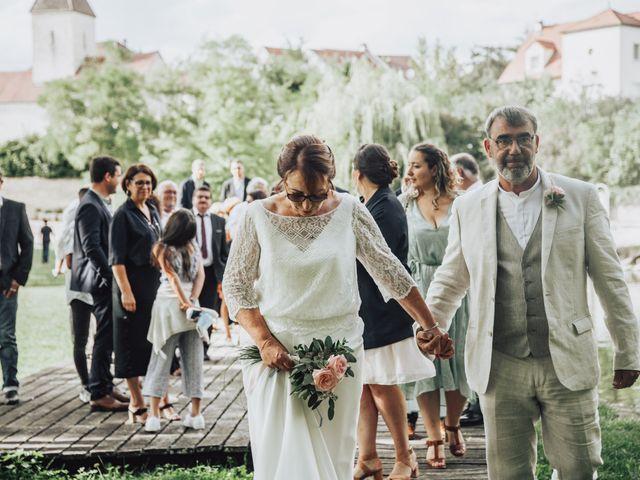 Le mariage de Christine et Régis