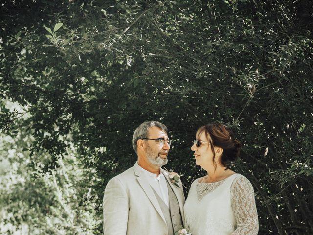 Le mariage de Régis et Christine à Binges, Côte d'Or 78