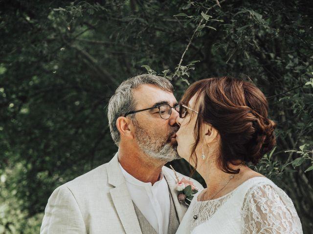 Le mariage de Régis et Christine à Binges, Côte d'Or 81