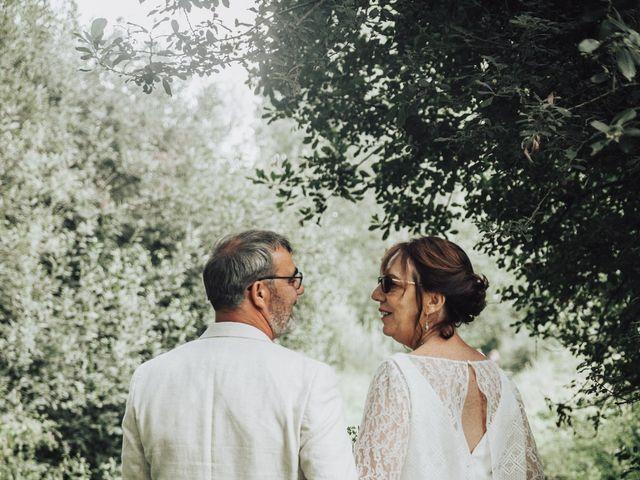Le mariage de Régis et Christine à Binges, Côte d'Or 84