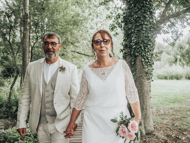 Le mariage de Régis et Christine à Binges, Côte d'Or 88