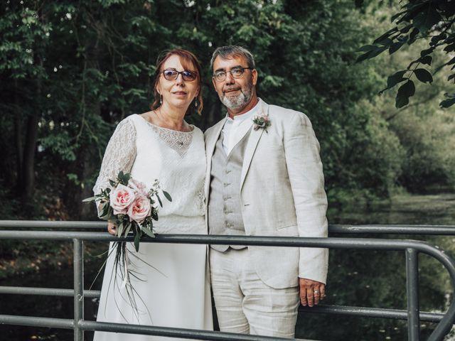 Le mariage de Régis et Christine à Binges, Côte d'Or 90