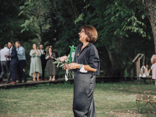 Le mariage de Régis et Christine à Binges, Côte d'Or 95