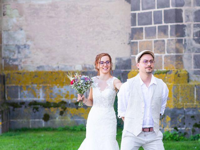 Le mariage de Claire et Clément à La Bourboule, Puy-de-Dôme 6