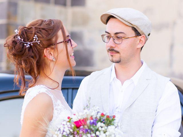 Le mariage de Claire et Clément à La Bourboule, Puy-de-Dôme 8