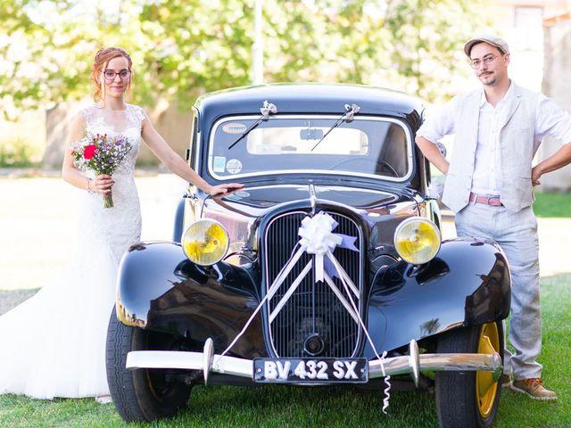 Le mariage de Claire et Clément à La Bourboule, Puy-de-Dôme 9