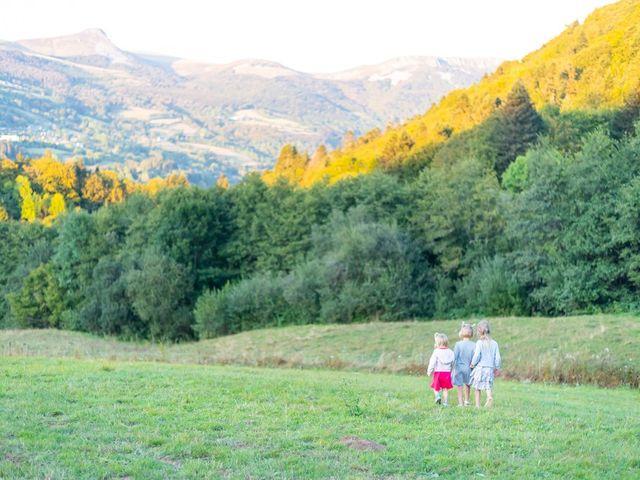 Le mariage de Claire et Clément à La Bourboule, Puy-de-Dôme 20