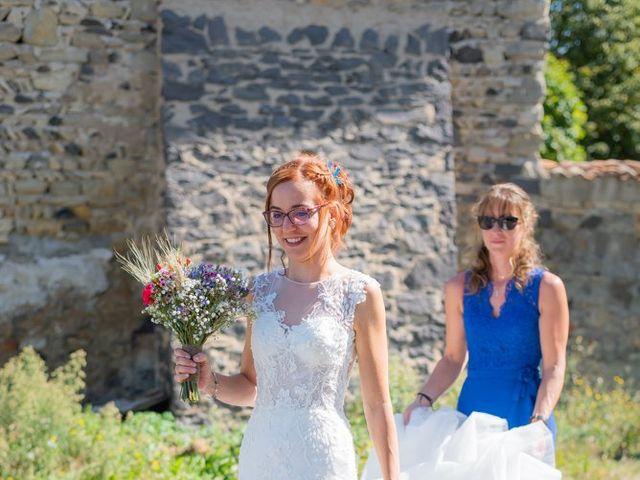 Le mariage de Claire et Clément à La Bourboule, Puy-de-Dôme 25