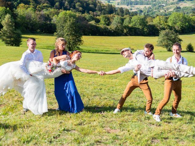 Le mariage de Claire et Clément à La Bourboule, Puy-de-Dôme 35