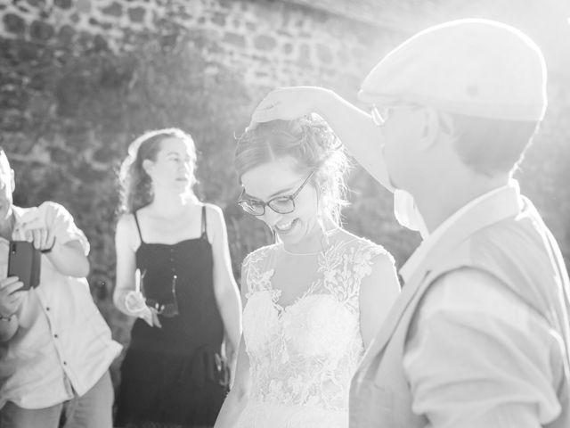 Le mariage de Claire et Clément à La Bourboule, Puy-de-Dôme 37