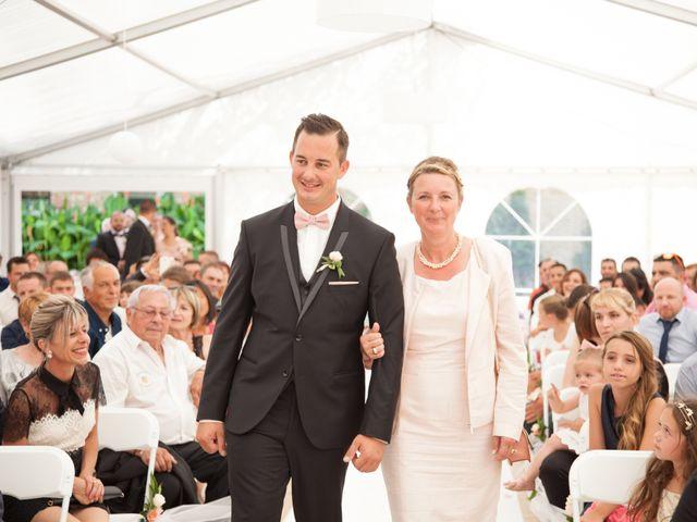 Le mariage de Guillaume et Ophélie à Palaminy, Haute-Garonne 54