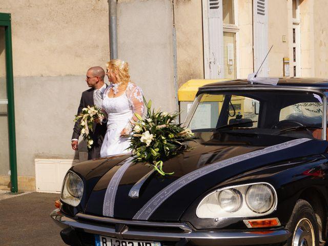 Le mariage de Samuel et Rose à Torcé-en-Vallée, Sarthe 2