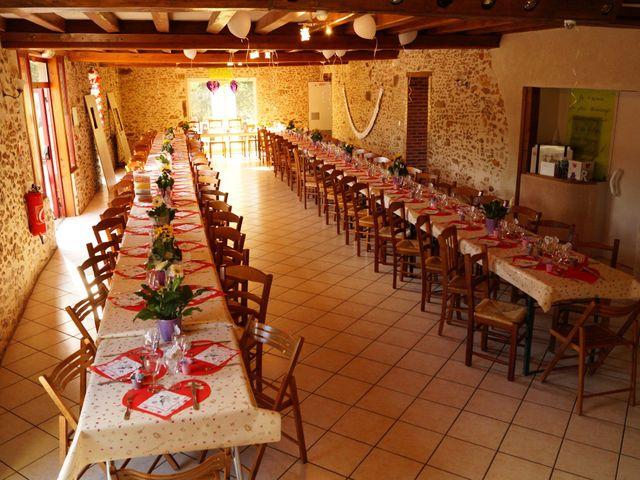 Le mariage de Samuel et Rose à Torcé-en-Vallée, Sarthe 4