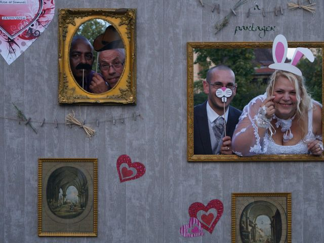 Le mariage de Samuel et Rose à Torcé-en-Vallée, Sarthe 1