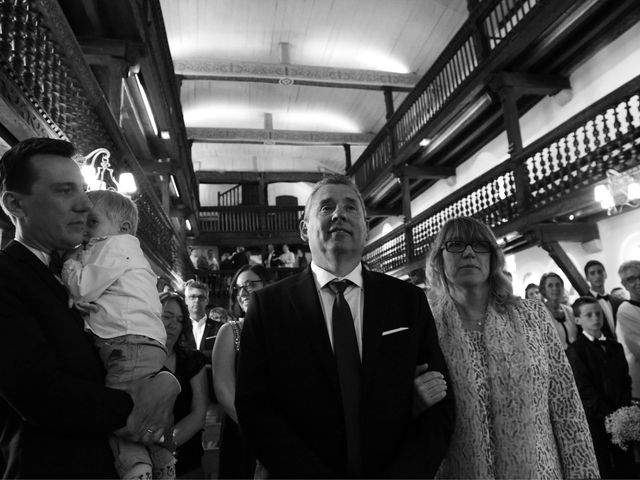Le mariage de Romain et Caroline à Biarritz, Pyrénées-Atlantiques 22