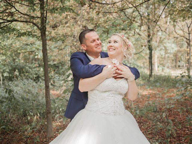 Le mariage de Lucie et Jean-Marc