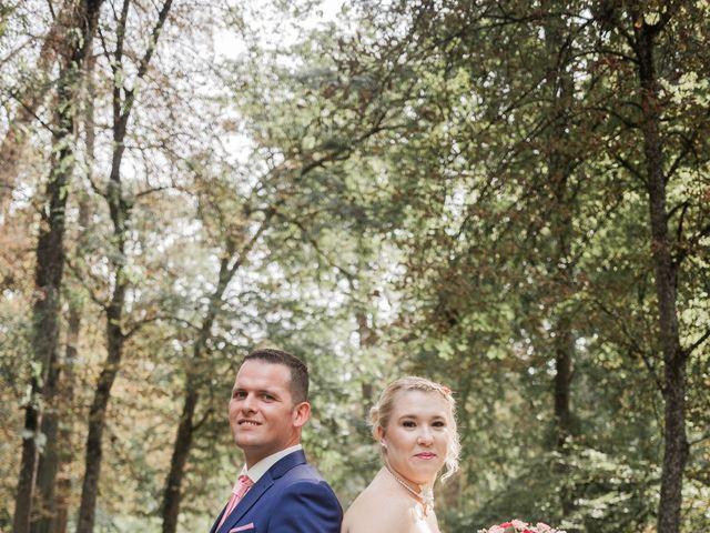 Le mariage de Jean-Marc et Lucie à Longvic, Côte d'Or 10